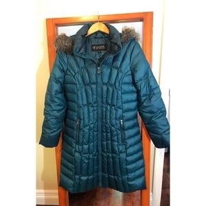 Guess Quilted Down Jacket